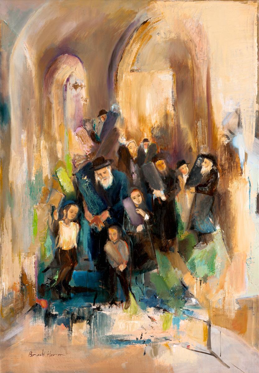 Simchat Torah – Rejoicing with the Torah
