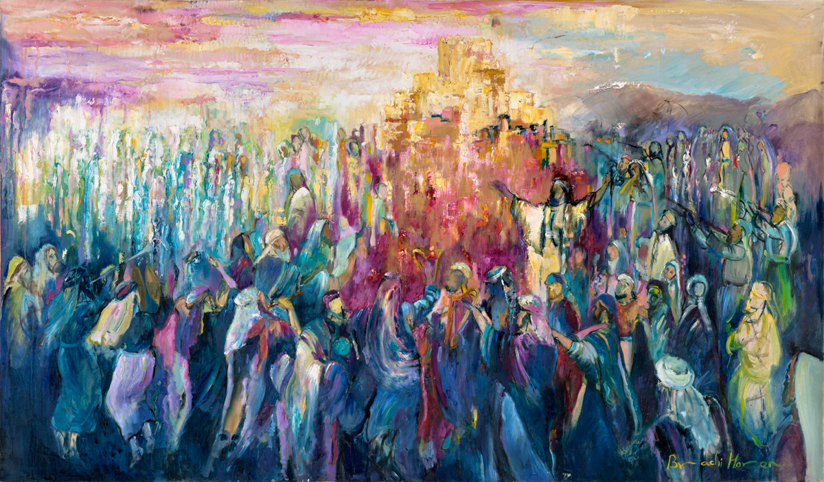 The Coming of the Messiah – Yearning