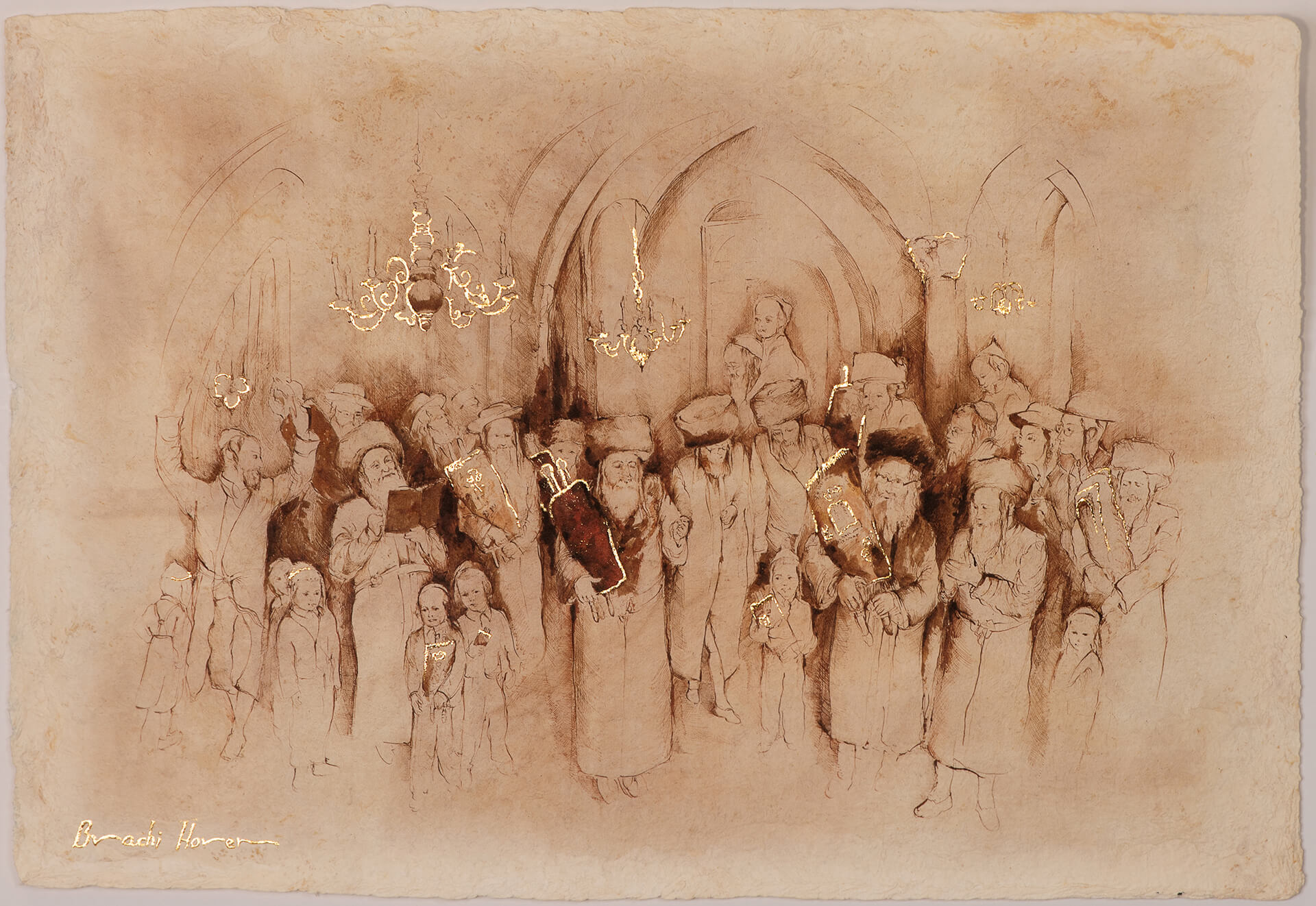 Rejoicing with the Torah
